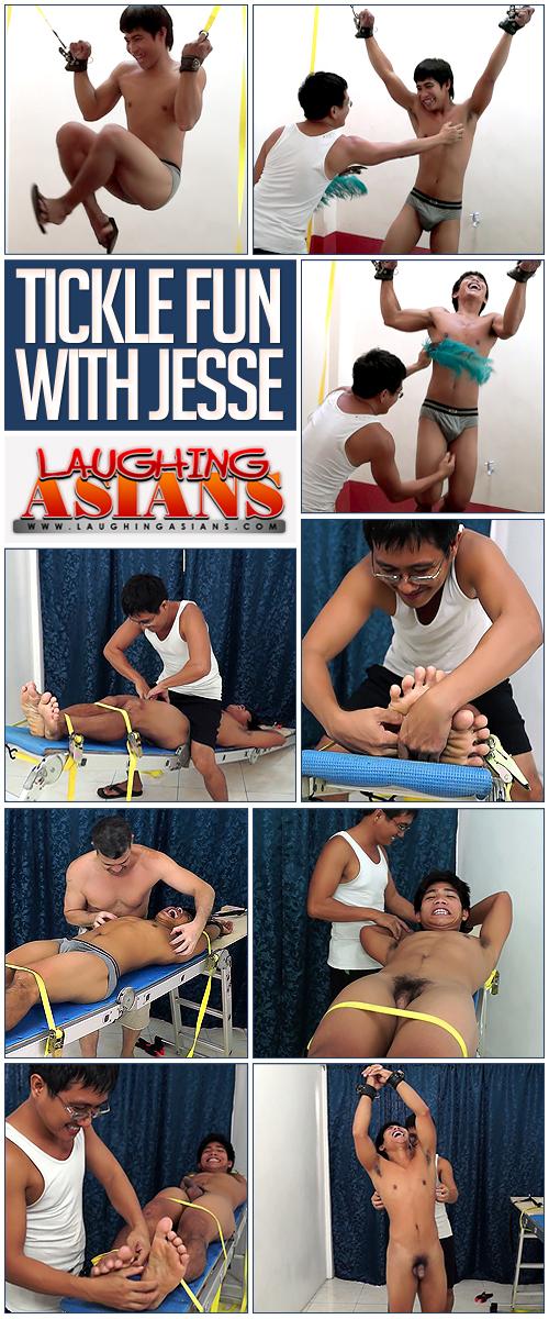 0036la Tickle Fun With Jesse
