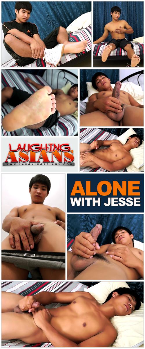 0043la Alone With Jesse