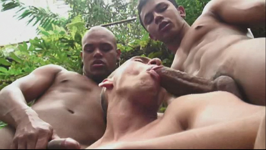 Brazilian Sex Outdoors